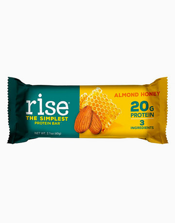 Almond Honey Protein Bar (60g) by Rise Bar