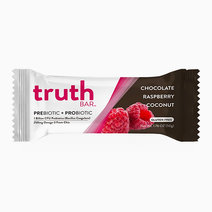 Chocolate Raspberry Coconut Prebiotic + Probiotic Bar (50g) by truth BAR