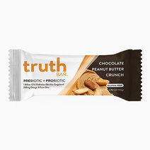 Chocolate Peanut Butter Crunch Prebiotic + Probiotic Bar (50g) by truth BAR