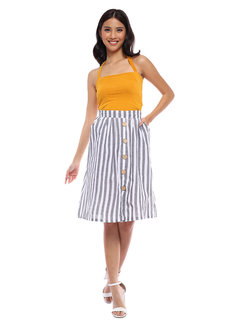 Sunny Midi Skirt by Babe