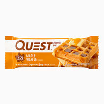 Maple Waffle Quest Bar (60g) by Quest