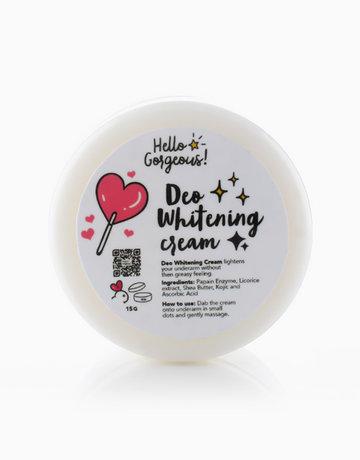 Deo Whitening Cream Mini by Hello Gorgeous