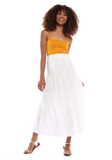 Lace Skirt by Pink Lemon Wear