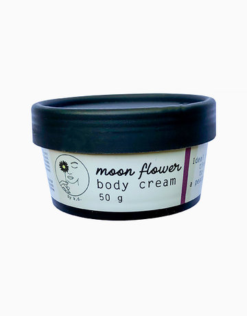 Moon Flower Body Cream (50g) by By KD