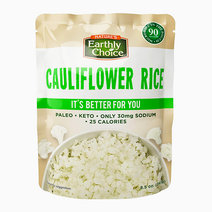 Cauliflower Rice Packet (8.5oz) by Earthly Choice