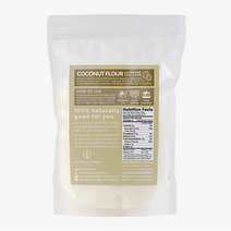Organic Coconut Flour (500g) by Naturally Good Company