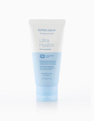 Ultra Hyalon Foaming Cleanser by Missha