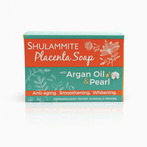 Placenta Anti-aging Soap with Argan Oil & Pearl by Shulammite