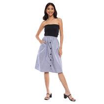 Jenny Midi Skirt by Babe