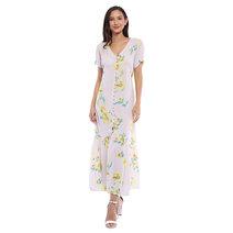 Blair Floral Dress by Pink Lemon Wear
