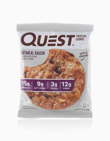 Oatmeal Raisin Protein Cookie  by Quest