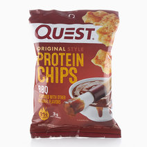 BBQ Original Style Protein Chips (32g) by Quest