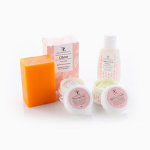 4-Step Kit With Glow Soap by F&E Essentials