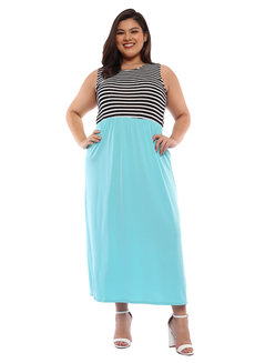Plus Size Alisha Maxi Dress by Frassino Collezione