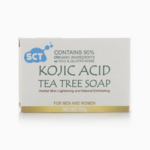 Kojic Tea Tree Whitening Soap by SCT