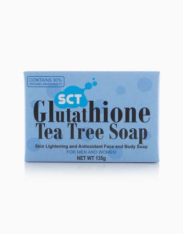 Glutathione Tea Tree Whitening Soap by SCT