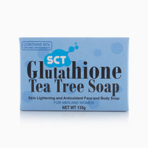 Glutathione Tea Tree Whitening Soap by SCT