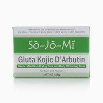 Gluta Kojic D'Arbutin Whitening Soap by Sojomi