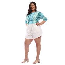 Christina Basic Shorts by Plum