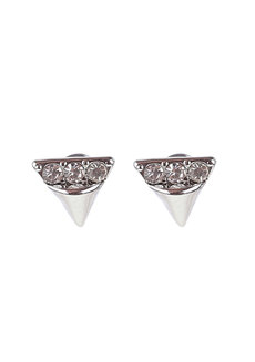 Mira Stud Earrings by Znapshop