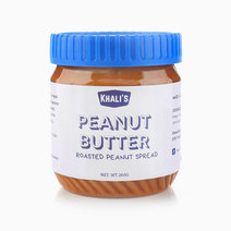 Khali's Peanut Butter Roasted Peanut Spread (200g) by Khali's