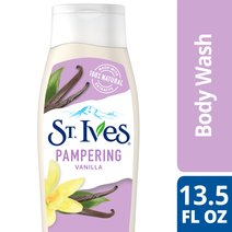 Nourishing Vanilla Body Wash by St. Ives