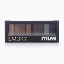Smoky Eyeshadow Palette by Makeup World