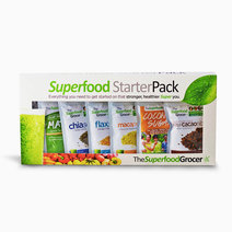 StarterPack 7-Piece Set by The Superfood Grocer