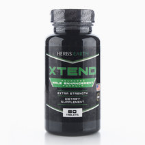 XTEND Male Enhancement Formula (60 Capsules) by Herbs of the Earth