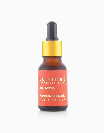 Pumpkin Seed Oil by Lumiere Organiceuticals