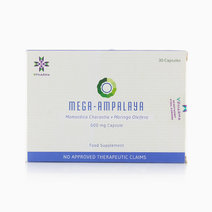 Mega-Ampalaya (30 Capsules) by VPharma