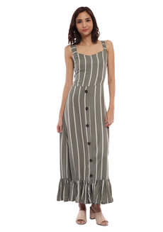 Carly Maxi Dress by Babe