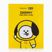 BTS BT21 Face Point Mask (Chimmy) by Mediheal