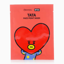 BTS BT21 Face Point Mask (Tata) by Mediheal