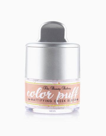 Color Puff Mattifying Cheek Blush by Beauty Bakery