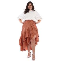 Daina Skirt Plus (Tall) by Style Ana