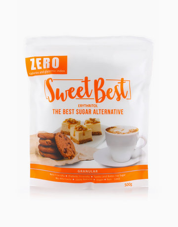 Sweet Best Erythritol (Granular, 500g) by Sweet Best Erythritol