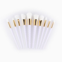 10-Piece Unicorn Brush Set by Mermaid Dreams