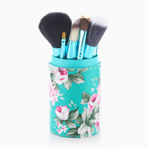 12-Piece Brush Set with Case by Mermaid Dreams