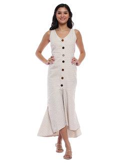 Ariel Maxi Dress by Babe