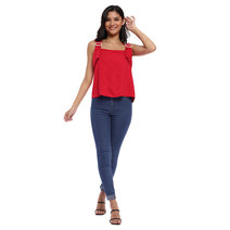 Madeleine Sleeveless Top by Babe