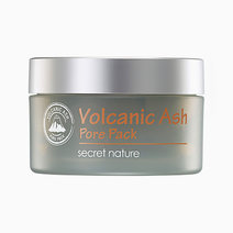 Volcanic Ash Pore Pack by Secret Nature
