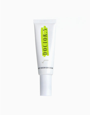 Root Green Sun Screen by Doctor.3