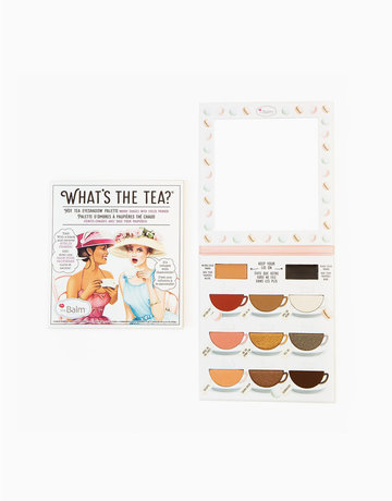 What's The Tea? by The Balm