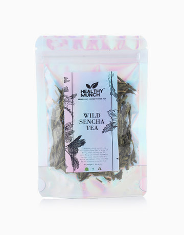 Wild Sencha Tea (20g) by Healthy Munch