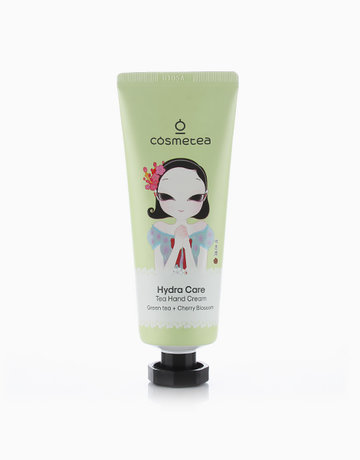 Hydra Care Tea Hand Cream by Cosmetea