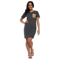 Sable Dress with Pocket by Babe