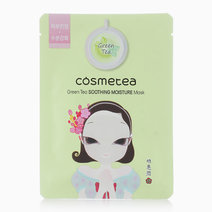 Soothing Green Tea Moisture Mask by Cosmetea