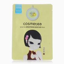 Brightening White Tea Moisture Mask by Cosmetea