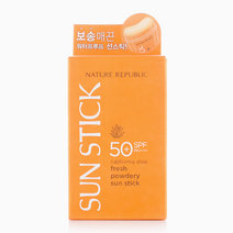 California Aloe Fresh Powdery Sun Stick SPF 50++ by Nature Republic